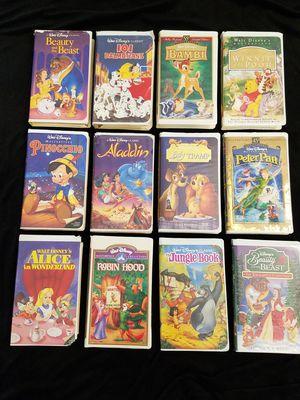 Movies-Disney VHS for Sale in Surprise, AZ