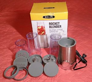 Rocket blender new And low price 30.00 for Sale in Houston, TX