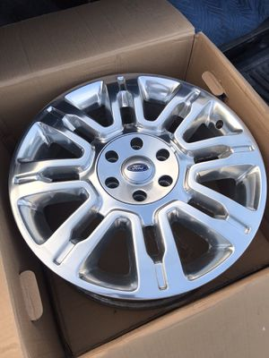 """20"""" Aluminum Truck Wheels MINT CONDITION for Sale in Murray, UT"""