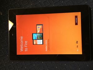 Amazon Kindle fire tablet for Sale in Austell, GA