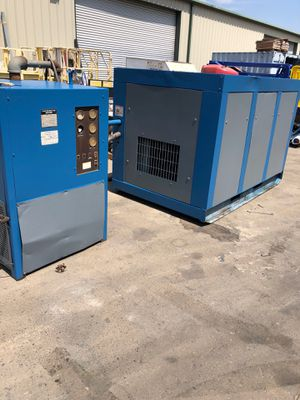 Quincy Compressor QSI 500 & Air Dryer for Sale in Sanger, CA