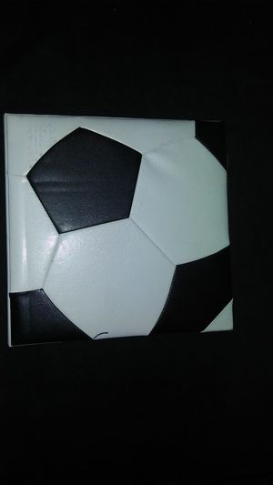 New Soccer Ball photo album excellent condition for Sale in East Los Angeles, CA
