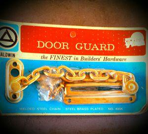 Vintage Brass Door Lock for Sale in Fairfax, VA