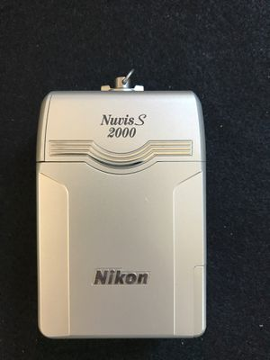 Nikon Nuvis S 2000 mini film camera for collectors for Sale in West Collingswood Heights, NJ