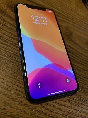 Apple iPhone X - 64GB - Space Gray (Unlocked) A1901 (GSM) Great Condition!! for Sale in Brisbane, CA