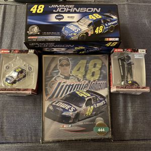 1/24 ACTION 2008 JIMMIE JOHNSON #48 LOWE'S IMPALA and Additional Jimmie Johnson Items for Sale in Fort Myers, FL