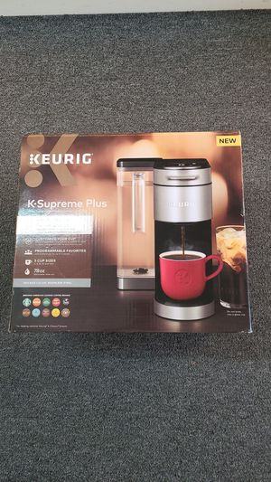 Keurig K•Supreme Plus for Sale in Turlock, CA