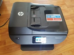 HP ENVY Photo 7855 Printer PLUS unopened pack of ink for Sale in Goshen, IN