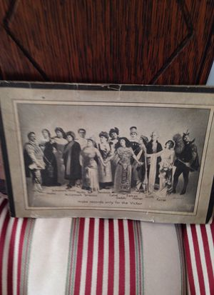 Old photo Opera artist for Sale in Crofton, MD