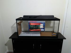 New 30 gallon Fish tank aquarium for Sale in Eastman, GA