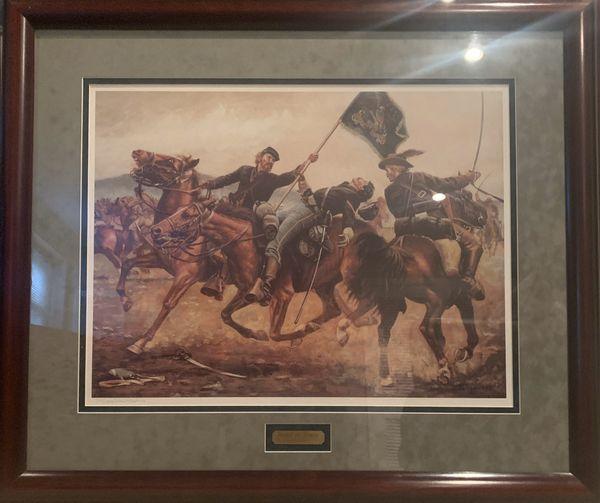 Medal Honor Don Stivers framed print