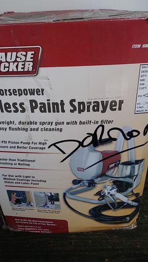 Krause and becker paint sprayer for Sale in Luna Pier, MI