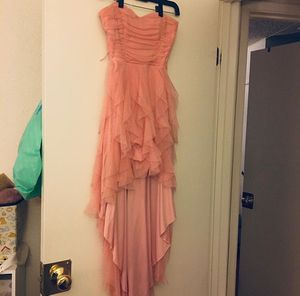 Pink sweetheart neckline prom dress for Sale in Sacramento, CA