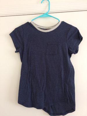 Girls Dark Blue Pocket shirt for Sale in Temple Terrace, FL