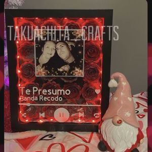 Customized photo Frame With LED LIGHTS for Sale in Chicago, IL