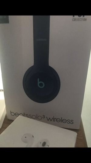 Beats solo 3 wireless for Sale in Cleveland, OH
