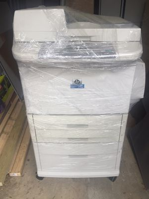 HP Hewlett-packard Laserjet M9050 Mfp Premium Laser Printer/Copier/Fax All-In-One Machine for Sale in Alexandria, VA
