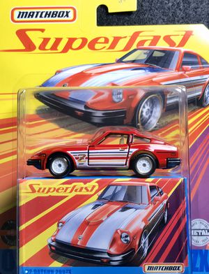 Matchbox SuperFast 82 DATSUN 280ZX for Sale in La Mesa, CA