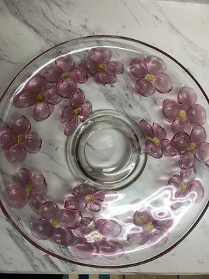 Glass Platter for Sale in Mill Creek, WA