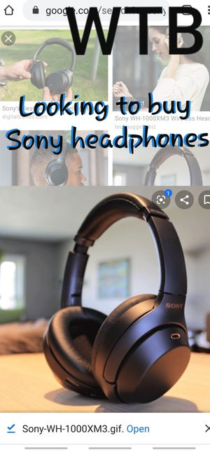 Looking to buy wireless headphones for Sale in Tacoma, WA