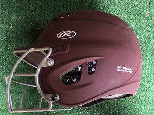 Batting helmet for Sale in Vernon, CT