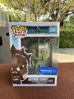 Funko Pop Arthur Curry Gladiator Aquaman DC Comics Walmart Exclusive for Sale in Los Angeles, CA