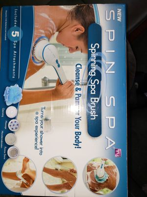 AS SEEN ON TV SPIN SPA for Sale in Greenwood, IN