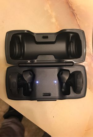Bose sound sport earbuds for Sale in Holly Springs, NC