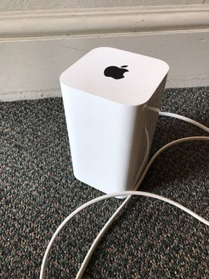 Apple AirPort Extreme Dual Band WiFi Base Station for Sale in San Francisco, CA