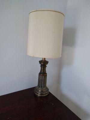 Beautiful metal lamp for Sale in Herndon, VA