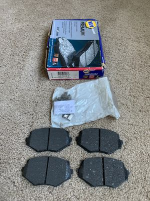 NAPA Premium Front Brake Pads SS-7513-X for MX-5 Miata for Sale in Federal Way, WA