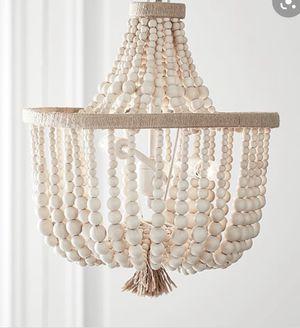 Dahlia Pottery Barn chandelier for Sale in San Diego, CA