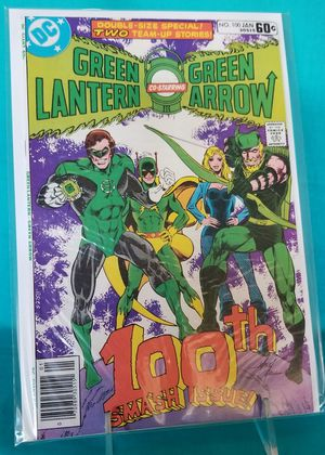DC Comics Green Lantern Green Arrow #100 for Sale in Rancho Cucamonga, CA