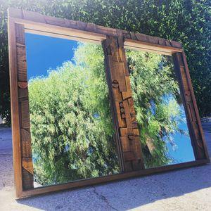 Mid century lane brutalist mirror for Sale in Los Angeles, CA