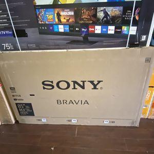 85 INCH SONY BRAVIA SMART 4K TV SALE GAMING TV NEW HUGE TV SALE for Sale in Burbank, CA