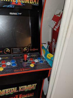 Mortal Kombat II Arcade 1up for Sale in Seattle,  WA