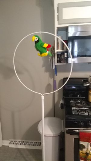 "$25 Bird cage holder 6'by 22"" for Sale in IL, US"