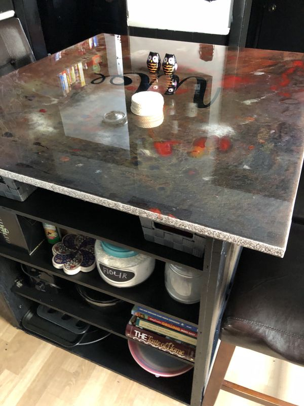 Custom kitchen islands any size any dimensions put a brand spin on your kitchen.