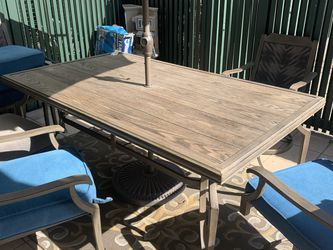 Patio Table for Sale in San Mateo,  CA