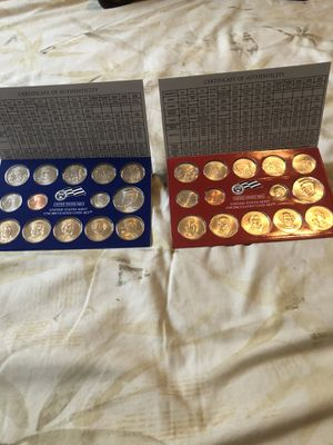 Great coin collection make me a responsible offer for Sale in Richmond, VA