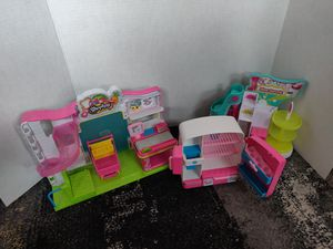 Shopkins Playsets for Sale in Calhoun, GA