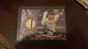 2018 Topps Holiday Mega Baseball Noah Syndergaard Jersey Card for Sale in Joint Base Lewis-McChord, WA