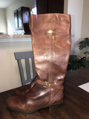 Coach Saddle Boots Micha for Sale in Pompano Beach, FL