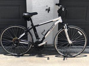 Trek road bike, silver & black 1 owner bike for Sale in Houston, TX
