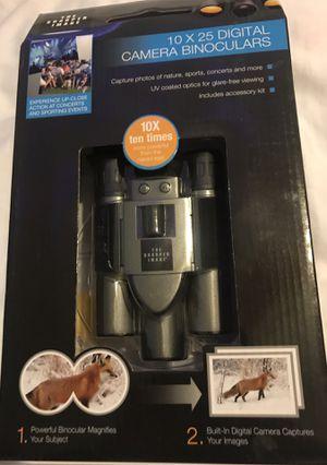 Sharper Image Digital Camera Binoculars NIB for Sale in Prosper, TX