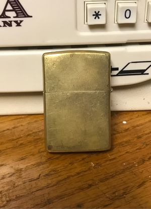 Rare zippo lighter for Sale in Rosedale, MD