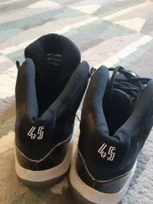 Jordan retro 45 shoes for kids size 3 good condition for Sale in UNIVERSITY PA, MD