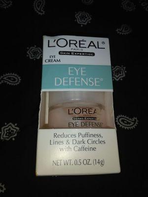 Loreal Paris - Eye Defense eye cream for Sale in NC, US