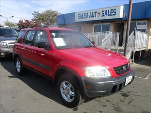 2000 Honda Cr-V 4Wd - New Michelin Tires - Recently Smogged - for Sale in Sacramento, CA