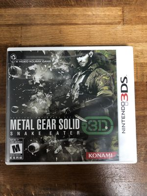 3DS GAMES ADULT OWNED for Sale in Las Vegas, NV